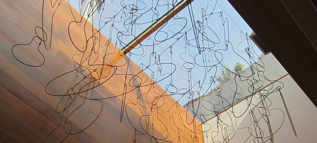 Interview with American Wire Sculptor Rodger Stevens