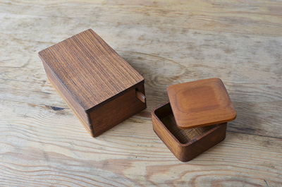 Walnut Butter Box, available to purchase at OEN Shop.