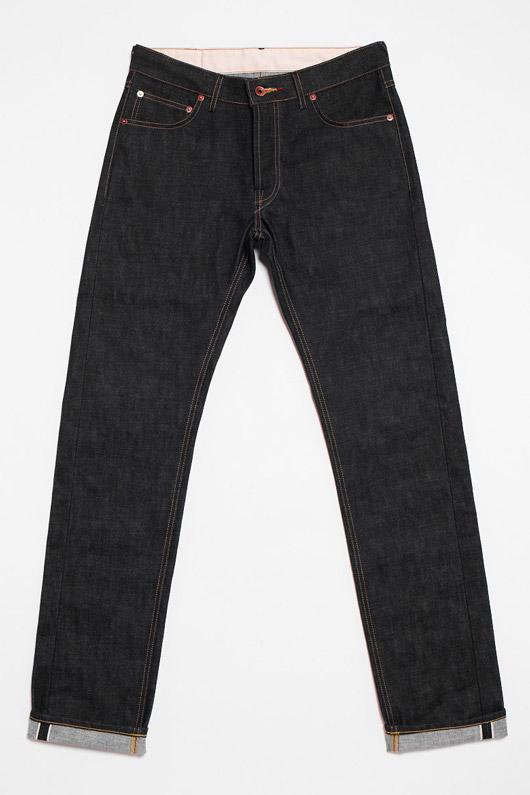 Slim Fit Hiut Denim Jeans