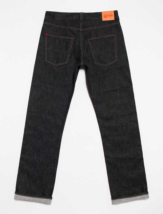 A Pair of Regular Hiut Denim Jeans