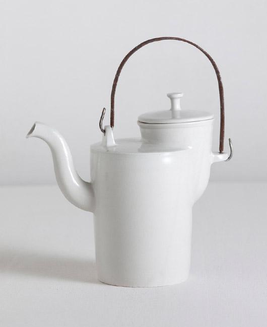 Matthias Kaiser Bauhaus Teapot