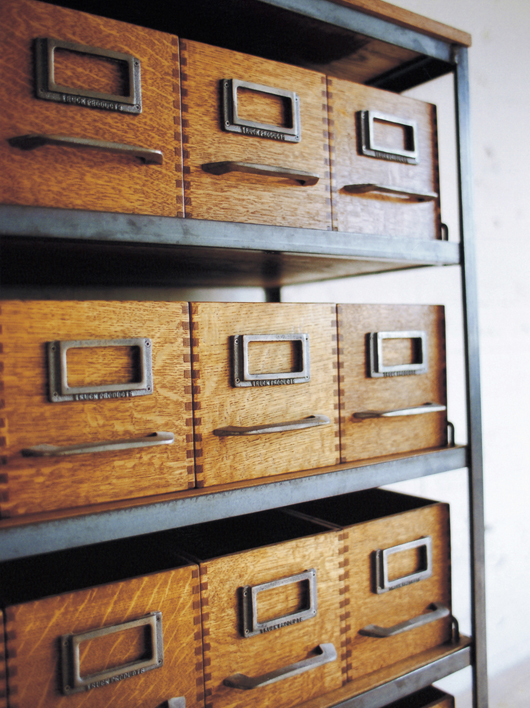 Truck Furniture Storage Cabinet with Draws