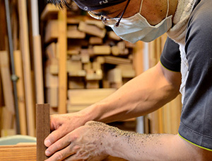 Handcrafted Woodwork at Yusuke Tazawa's Workshop