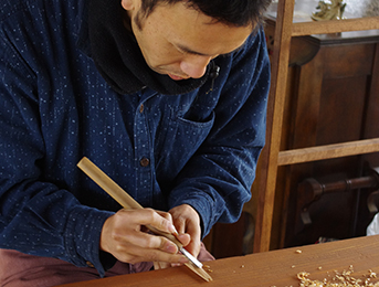 Japanese Woodworker Tomokazu Furui