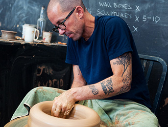 Interview with American Potter Adam Silverman