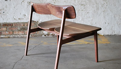 Furniture Maker Jason Lewis
