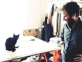 Interview with Markus Uran, Founder and Designer of Clothing Label Metsa