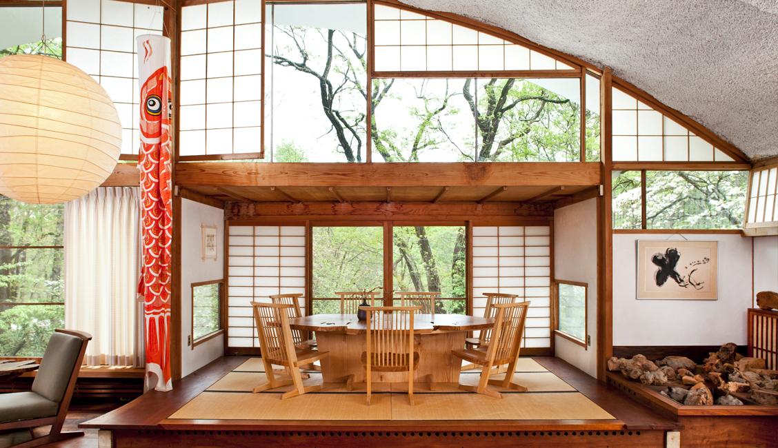 Mira Nakashima, Inside the Nakashima Studio