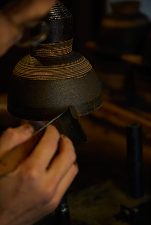 The lacquer has to be applied evenly to make sure it has the proper protection.