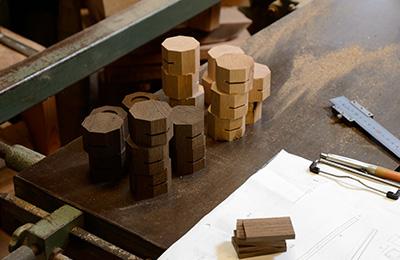 A Look Inside Yusuke Tazawa's Studio in Ebina, Kanagawa Prefecture.